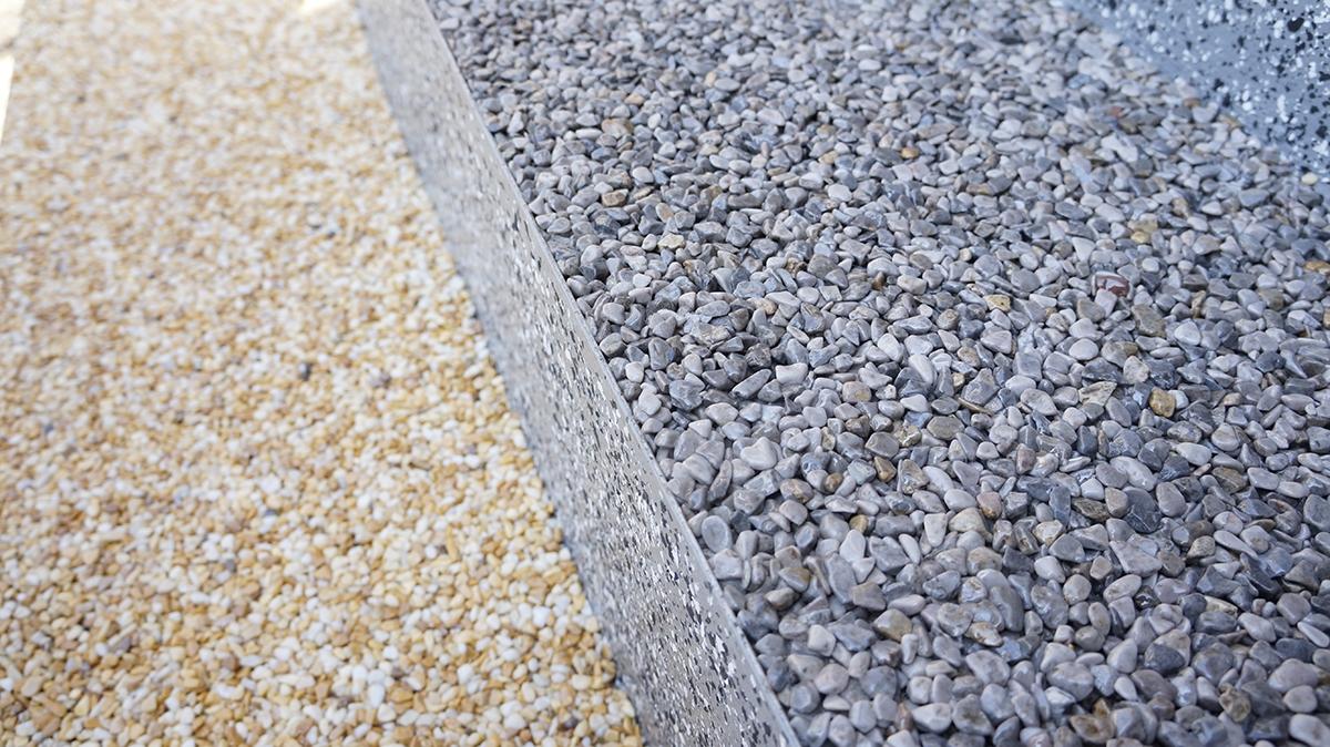 kamienne dywany poziome