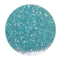 niebieski brokat perłowy