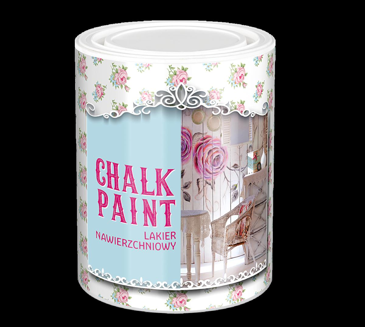 chalk paint lakier