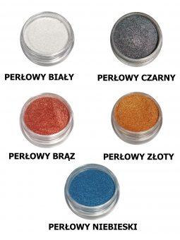 barwnik pigment perłowy do żywicy